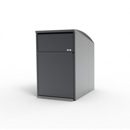 The Finbin® Modul Maxi Single bin shelter