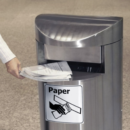 Litter Bin Unique