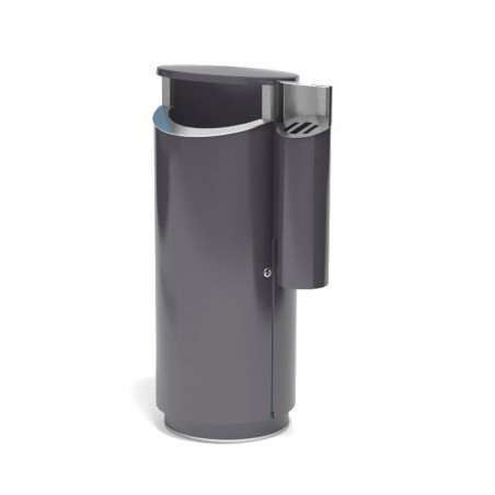 Litter bin, Novus Double-sided