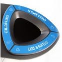 recycling sticker for Bermuda