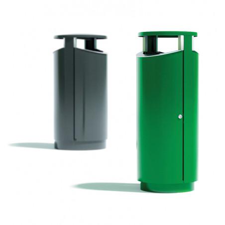 Double-Sided Litter Bin Novus 200